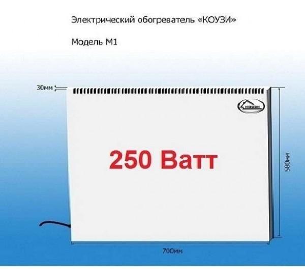 Электрический обогреватель Коузи М 250 Ватт