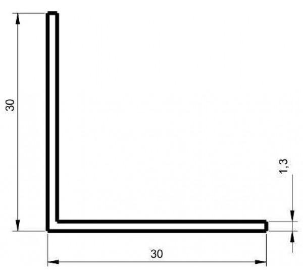 Угол отделочный D-1207