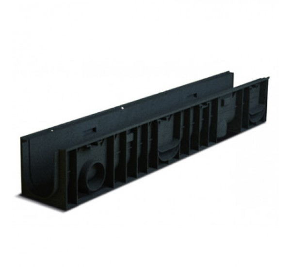 Пластиковый лоток DN 100-H180