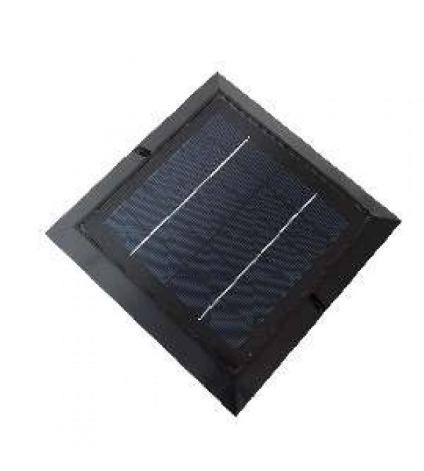 Солнечные светильники на опоры ограждений,забора, на столбы SOLARIS POLE-BS-3038A-P