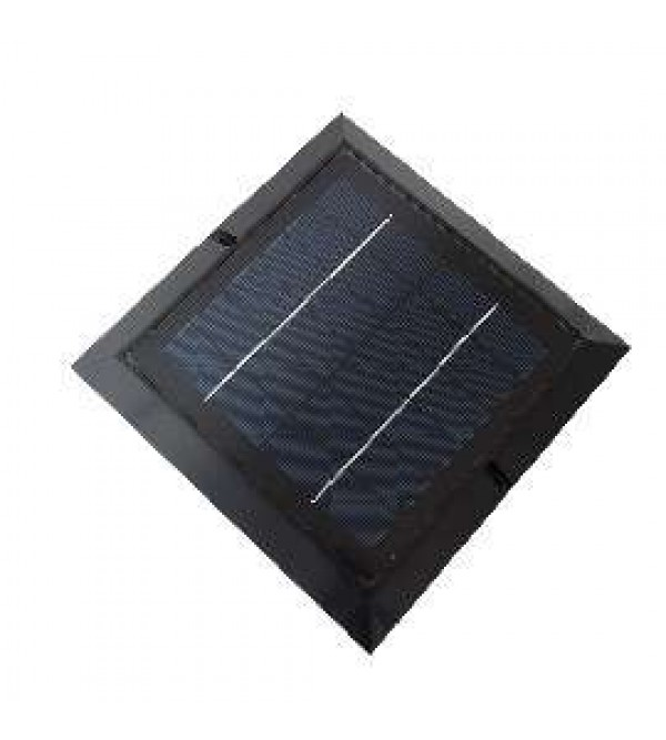 Солнечные светильники на опоры ограждений,забора, на столбы SOLARIS POLE-BS-3068-P