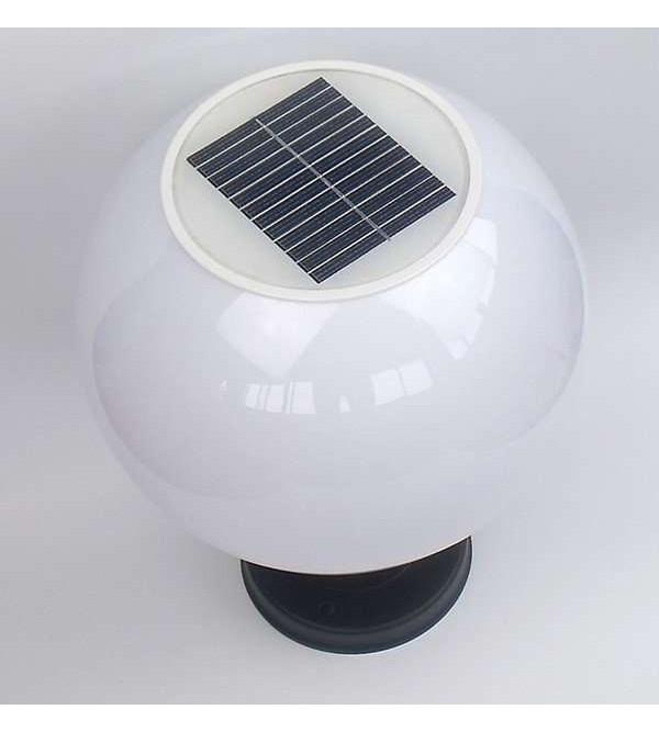 Солнечные светильники на опоры ограждений,забора, на столбы SOLARIS POLE-BS-3431-P