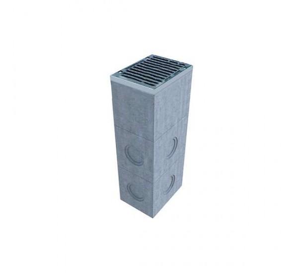 Дождеприёмный колодец секционный BetoMax DN300 бетонный