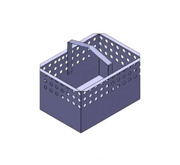 Корзина для дождеприемного колодца DN500 (нержавеющая сталь)