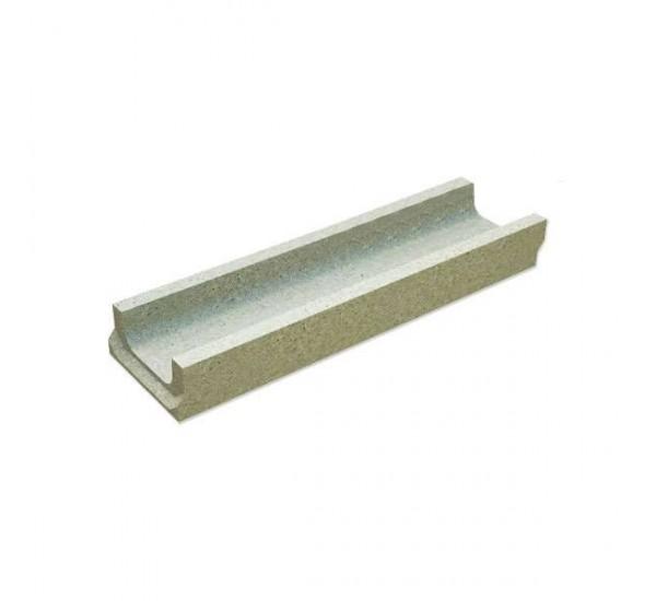 Лоток водоотводный бетонный BetoMax Basic DN100 H60 4010