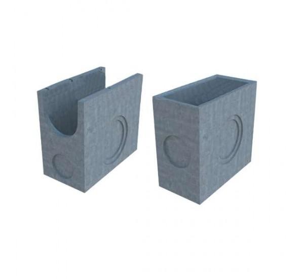 Пескоуловитель бетонный BetoMax Max DN400 4880/3, 4880/1