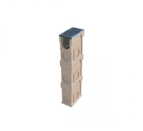 Пескоуловитель секционный CompoMax DN200 полимербетонный (комплект) 075.../1, 7580/2, 7580/3