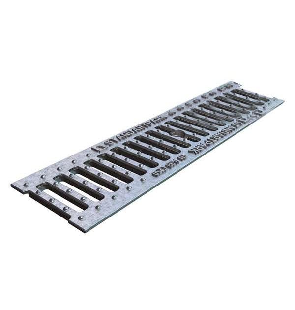 Решетка водоприемная Basic DN10...