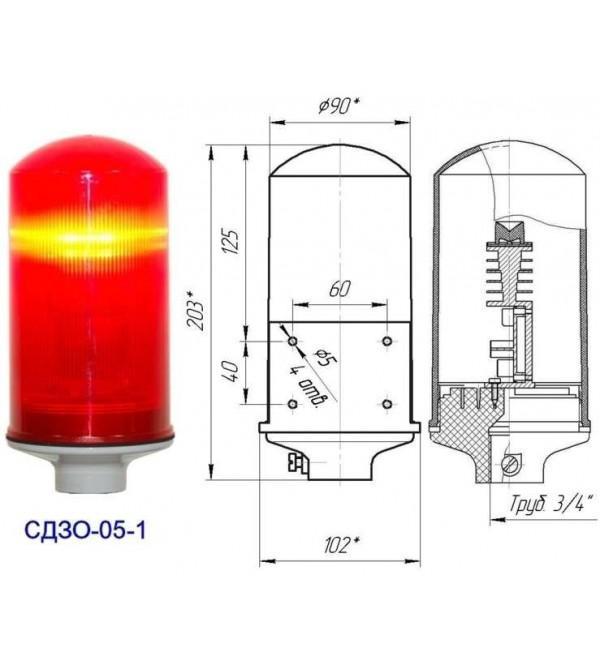 Заградительный огонь СДЗО-05-1