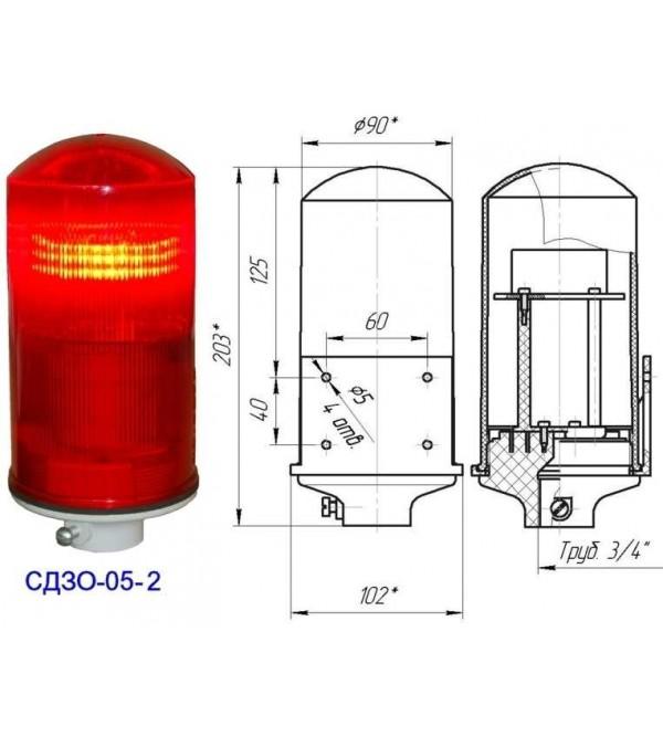 Заградительный огонь СДЗО-05-2