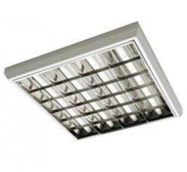 Светодиодный растровый светильник СПР 410П